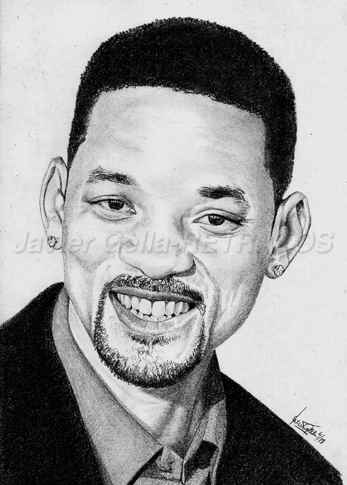 Will Smith by JumpingJack